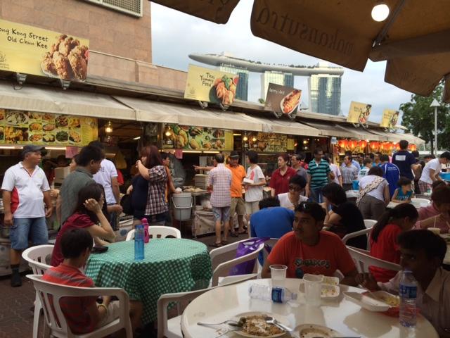 6 Tempat Wisata Kuliner di Singapura, Ayo Makan Disini